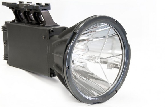 RAIL-MOUNTED SEARCHLIGHTS